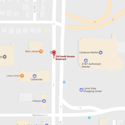 silverado cleaners map